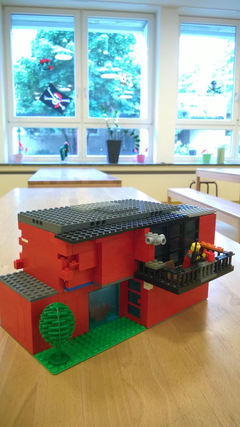 Lego-Architektur