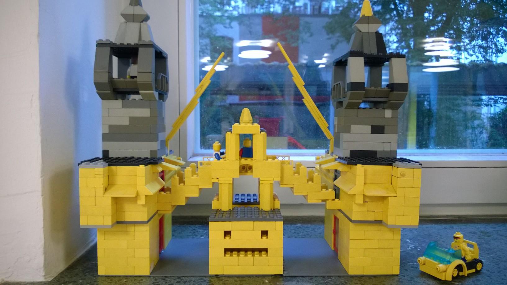 Lego-Architektur 3